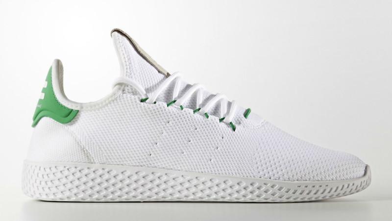78b6b94e1 Flawless Crownsadidas Pharrell Williams Tennis Hu Primeknit Sneaker ...