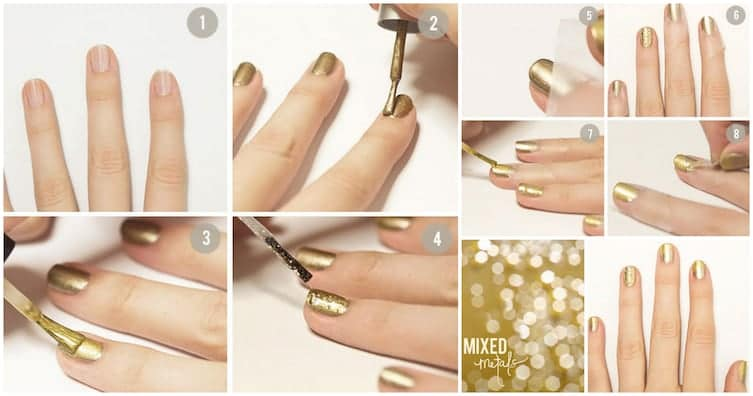 Some Cute Wedding Nail Designs To Prepare You For Your Big Day