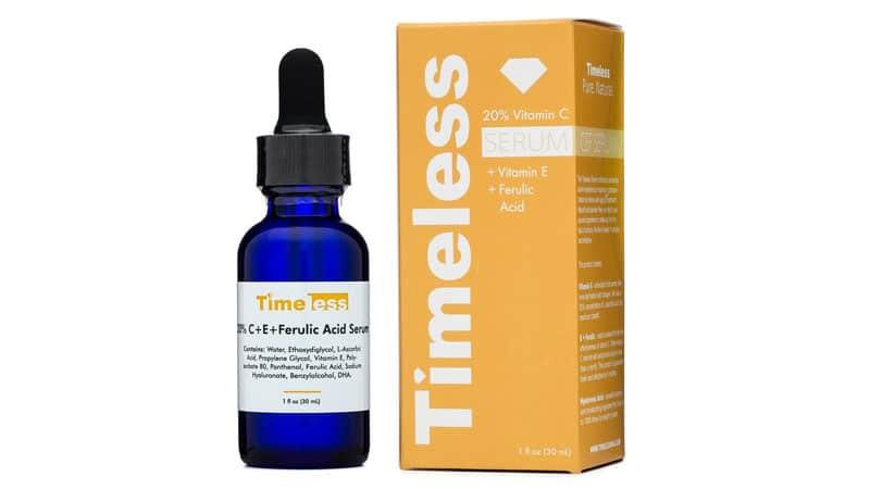 Timeless Skin Care 20% Vitamin C Plus E Ferulic Acid Serum