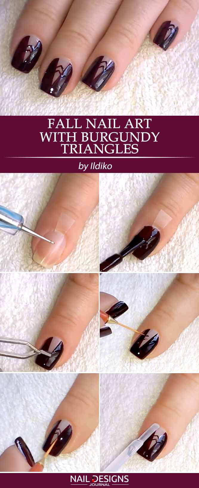 3 Superb Burgundy Nail Designs for Fall You Need to Try – FlawlessEnd