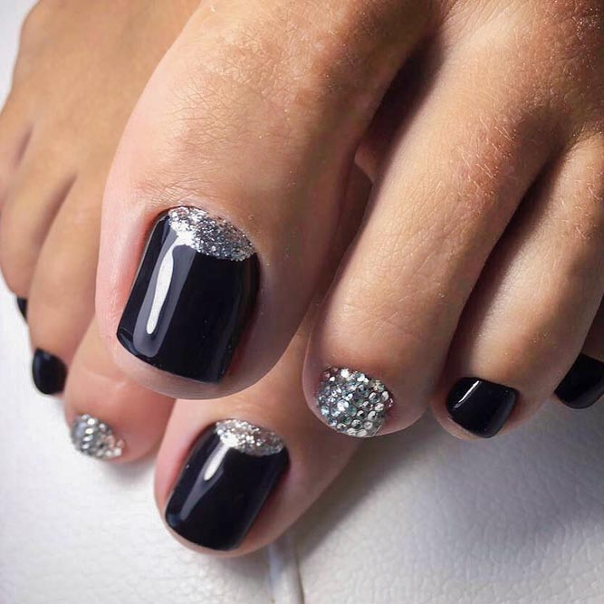 21 Incredible Toe Nail Designs For Your Perfect Feet Flawlessend