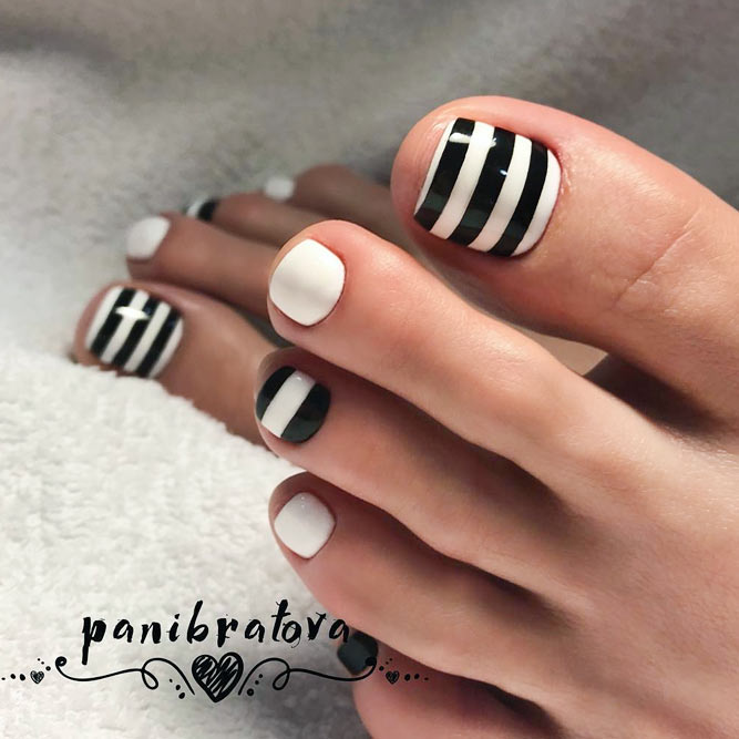 21 Incredible Toe Nail Designs for Your Perfect Feet – FlawlessEnd