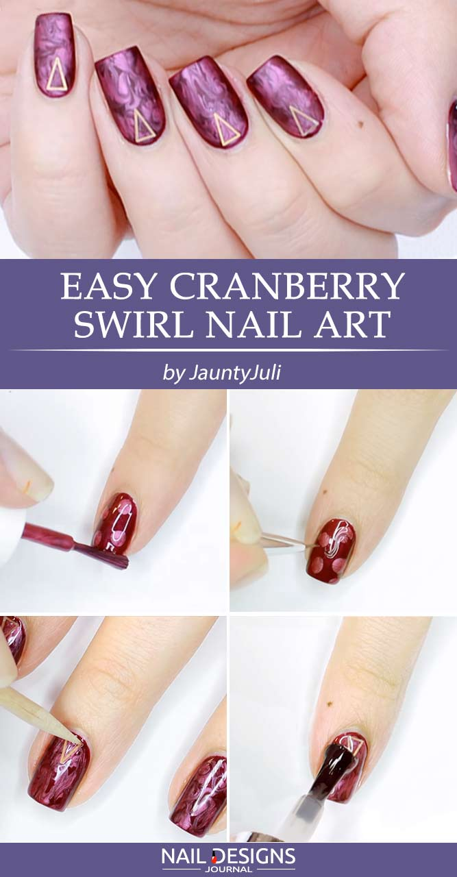 3 Superb Burgundy Nail Designs For Fall You Need To Try Flawlessend