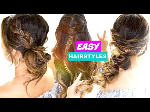 3 Back To School Hairstyles 2017 Flawlessend