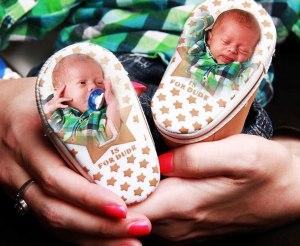 Bump To Baby Photography - feet