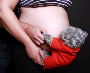 Bump To Baby Photography - teddy