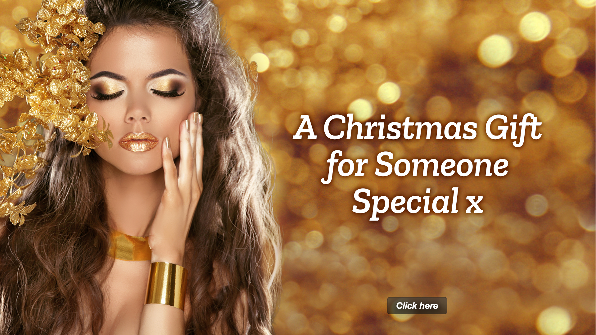 Christmas Photoshoot Makeover Packages