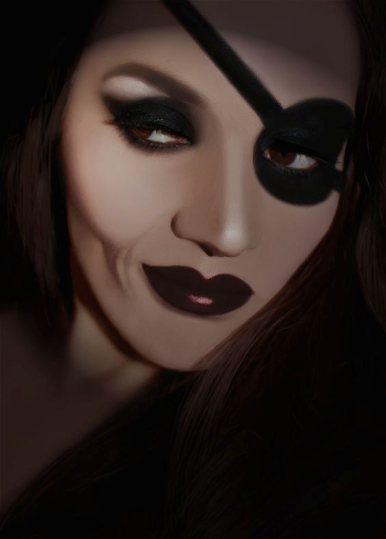 25 Pirate Halloween Makeup Ideas Flawssy