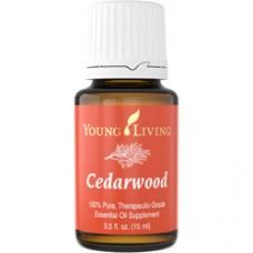 100% Pure Cedarwood Oil - Therapeutic Grade  15 ml
