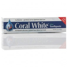 Coral White Toothpaste-MINT -6oz
