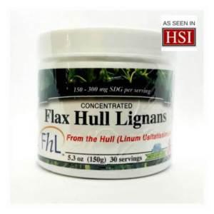 Flax Lignan Health