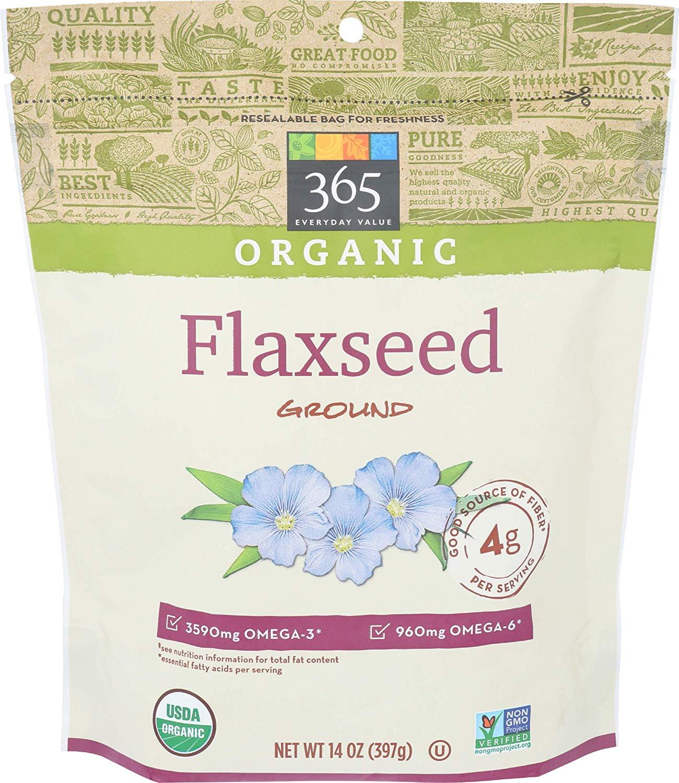 alpha linolenic acid flaxseed