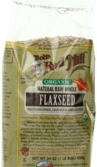 various types of flaxseed