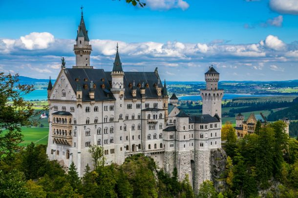 About the Blog- Photo of fairytale castle which represents how this health and wellness blog will make your dreams come true
