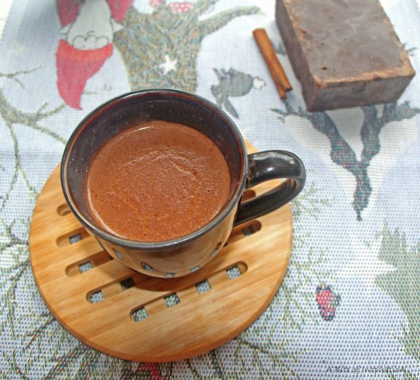 Hot chocolate photo taken to show how to improve food photography and best photography tips and tricks