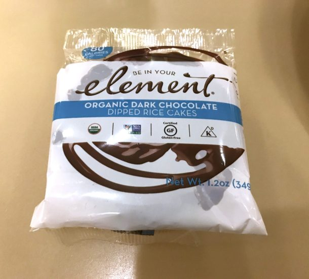 Delicious certified gluten-free snack at the Met in New York City. Great gluten-free in NYC option!