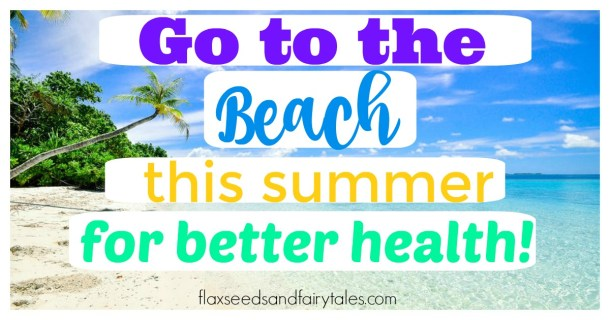 Physical, mental, and spiritual health benefits of the beach