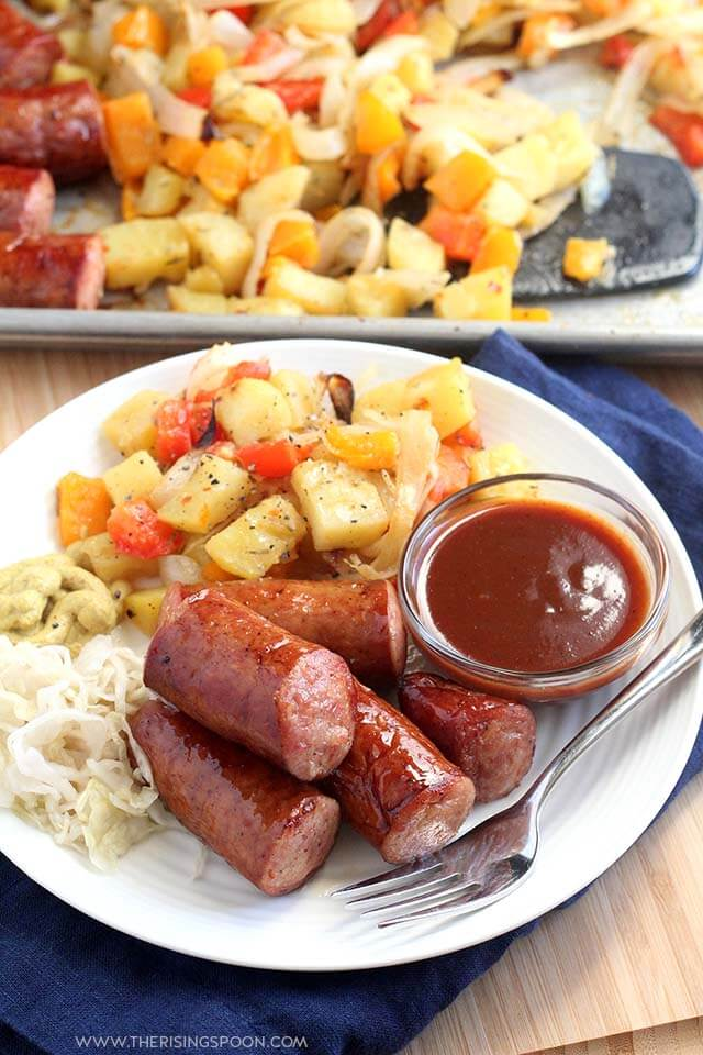 Sausage budget recipe for weight loss