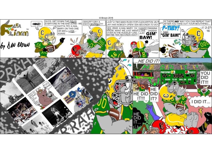 chronological strip 30, Sunday strip 3