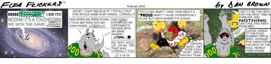 chronological strip 31