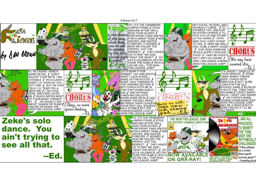 chronological strip #80 (Sunday strip #8)