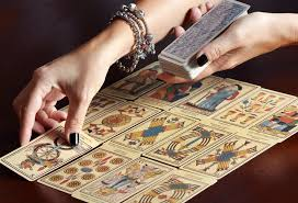 Tirada de cartas de tarot