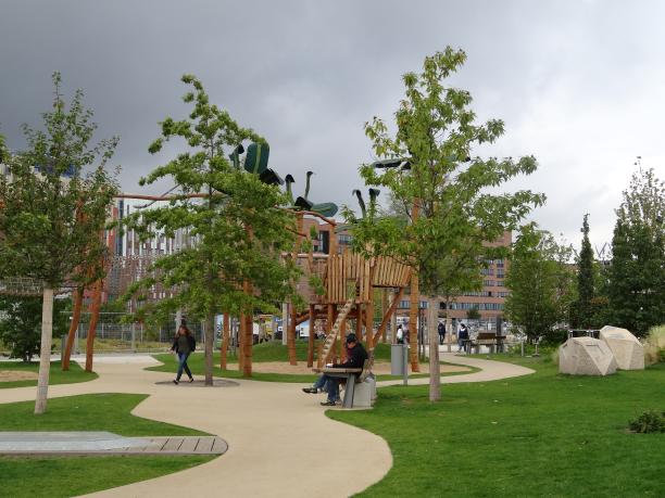 Grasbrookpark