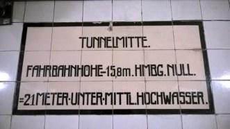 Tunnelmitte