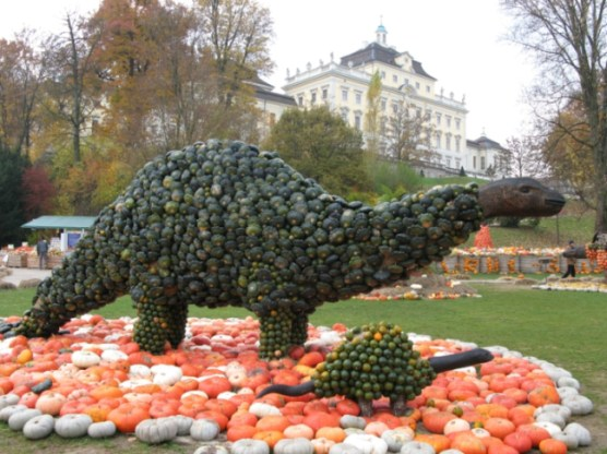 Kürbisausstellung Ludwigsburg