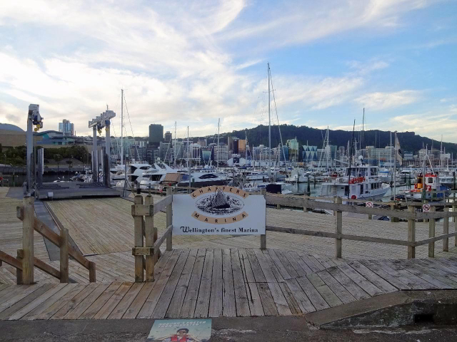 Wellington Marina