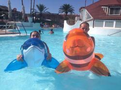 Delfinii and Nemo
