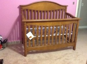 Babi Italia Harrington Lifestyle Crib