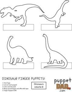 Dinosaur-Fingerpuppet-Template8