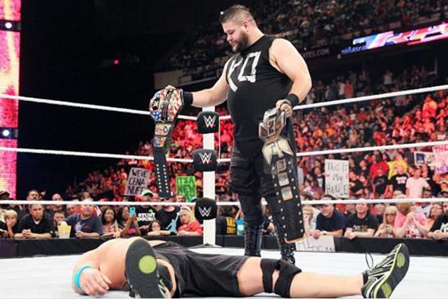 Cena vs Owens