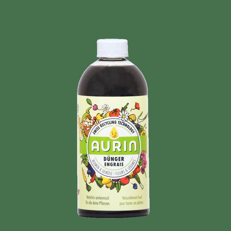 Aurin Recycling-Dünger