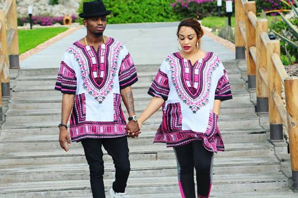 africa print shirt diamond plutnumz