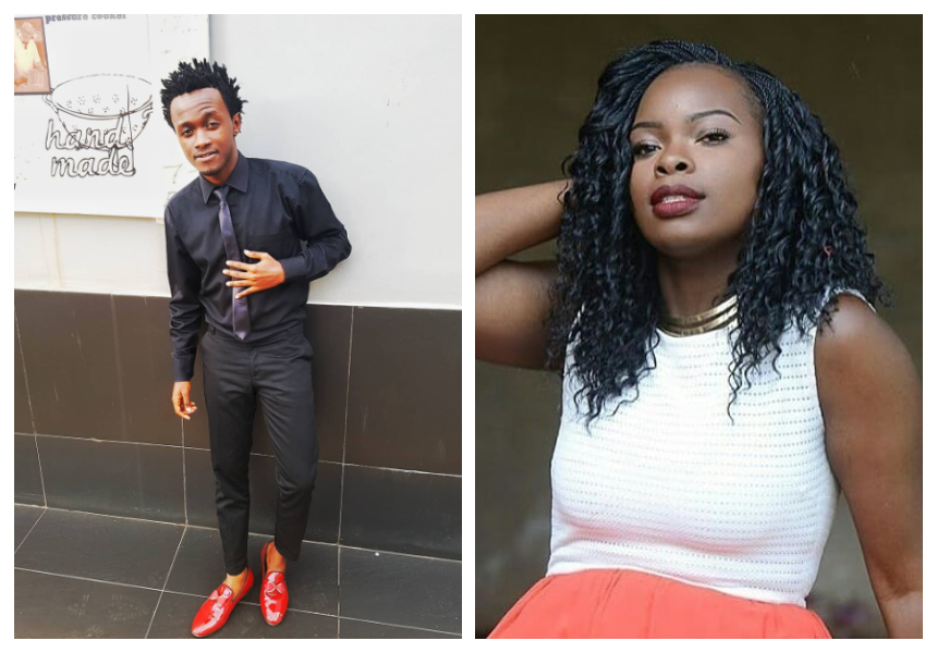 Bahati Almost Starved Me to Death While Pregnant- Ex Lover Yvette