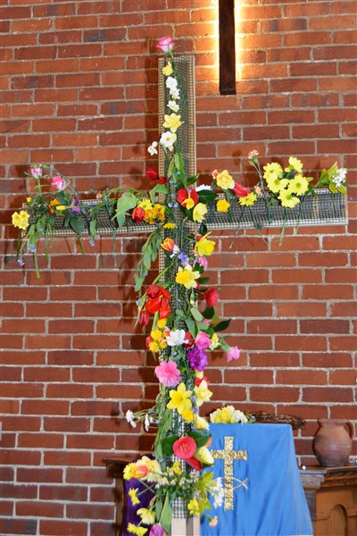 Easter Cross