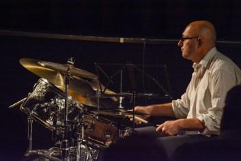 Eric Ford m performing at Fleet Jazz (Nov 16). Image courtesy of David Fisher (Aldershot, Farnham & Fleet Camera Club).