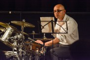 Eric Ford performing at Fleet Jazz (Nov 16). Image courtesy of David Fisher (Aldershot, Farnham & Fleet Camera Club).