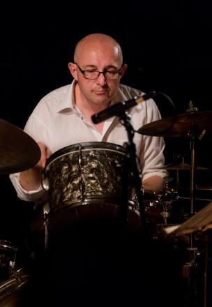 Eric Ford performing at Fleet Jazz (Nov 16). Image courtesy of Michael Carrington (Aldershot, Farnham & Fleet Camera Club).