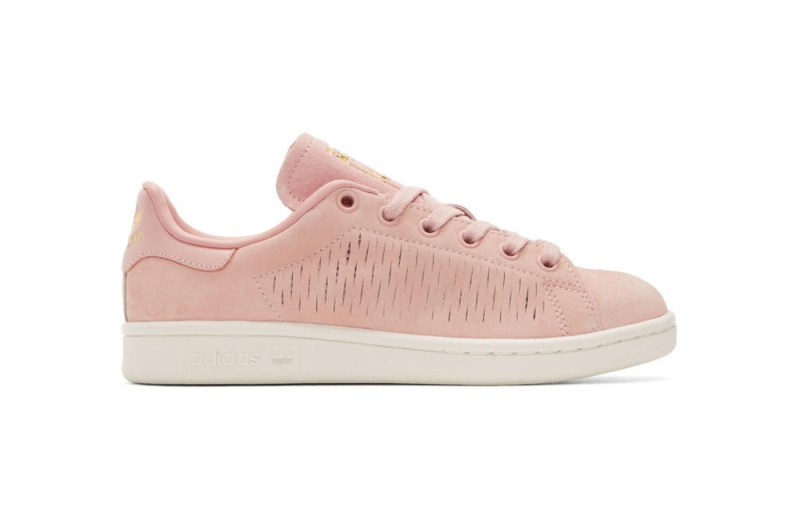 Adidas pink sneakers