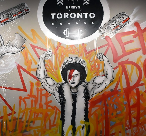 Barry's Bootcamp Toronto