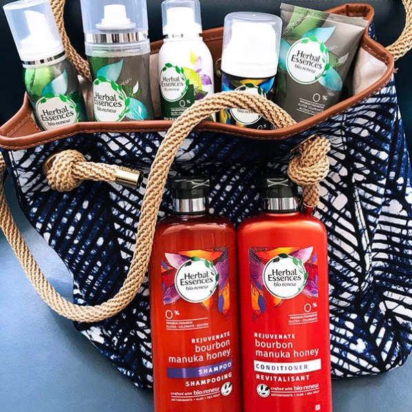 Enter for Your Chance to Win a Beauty Prize from Herbal Essences