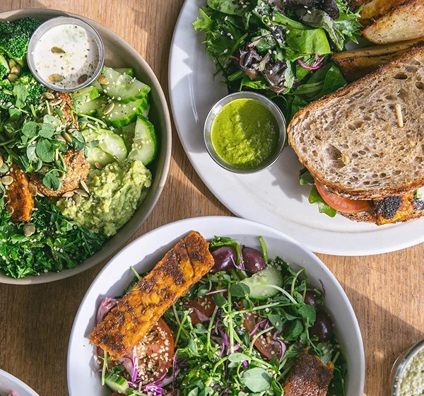 Toronto's best vegan, vegetarian and plant-friendly restaurants