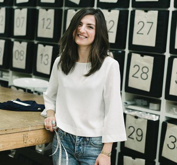 Christina Remenyi of Fortnight Lingerie