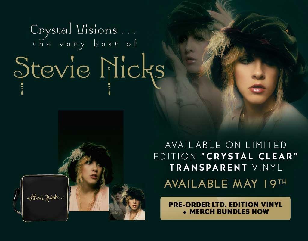 Crystal Visions The Very Best Of Stevie Nicks Re