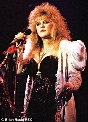 Stevie Nicks in 1989