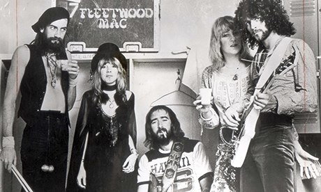 Don't stop … Christine McVie's songs often bristled with optimism, at least on the surface. Photograph: REX