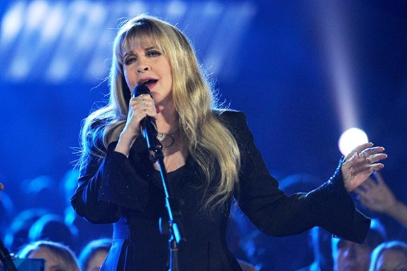 Stevie Nicks performs in Las Vegas. Ethan Miller/Getty Images